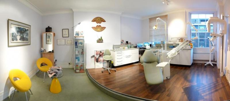 cosmetic and implant dentist
